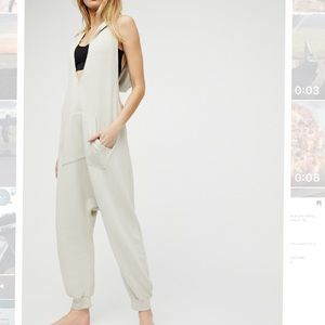 Free People Seriously Jumpsuit